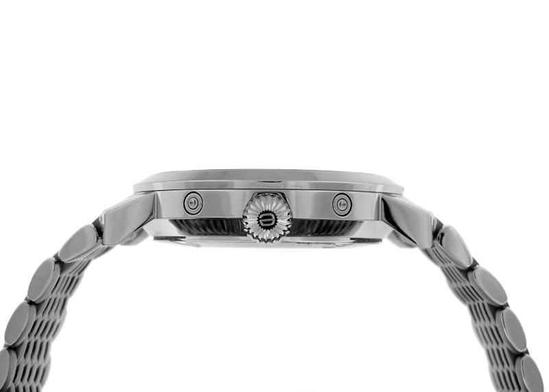 エポス 3440BLM ナイトスカイ ビッグムーン SS ブルー文字盤 自動巻き ブレスレット