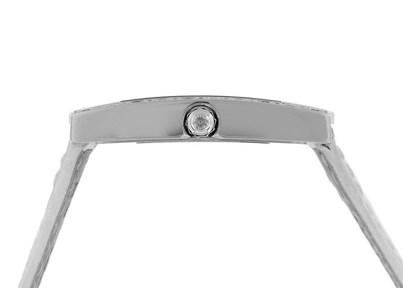 【中古】ハリーウィンストン 310LQW(AVEQHM21WW034) アヴェニュー WG 全面ダイヤ文字盤 自動巻き レザー