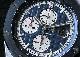 【中古】オーデマピゲ 26401PO.OO.A018CR.01 ロイヤルオーク オフショア クロノグラフ PT ブルー文字盤 自動巻き レザー