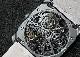 ブルガリ BGO40TLXTSK(102714)オクト フィニッシモ TI/SS スケルトン文字盤 手巻き レザー