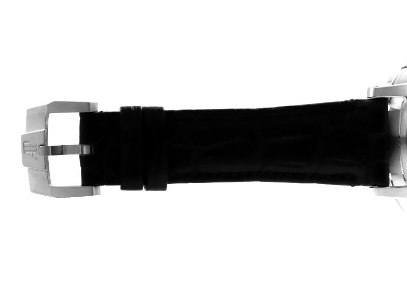 【中古】オーデマピゲ 15210BC.OO.A002CR.01 CODE11.59 バイオーデマピゲ WG 黒文字盤 自動巻き レザー