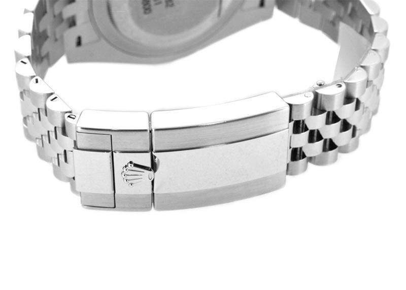 【中古】ロレックス 126710BLNR オイスターパーペチュアル GMTマスターII SS 黒文字盤 自動巻き ブレスレット
