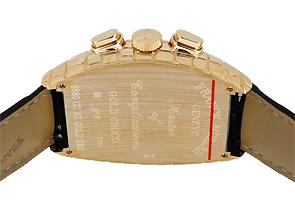 【お取り寄せ可能】フランクミュラー 8880CCAT GOLD CRO トノーカーベックス ゴールドクロコ クロノグラフ PG ゴールド文字盤 自動巻き レザー