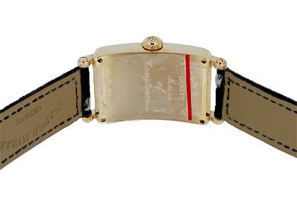 フランクミュラー 902QZ COL DRM レディース ロングアイランド カラードリーム PG シルバー文字盤 クォーツ レザー