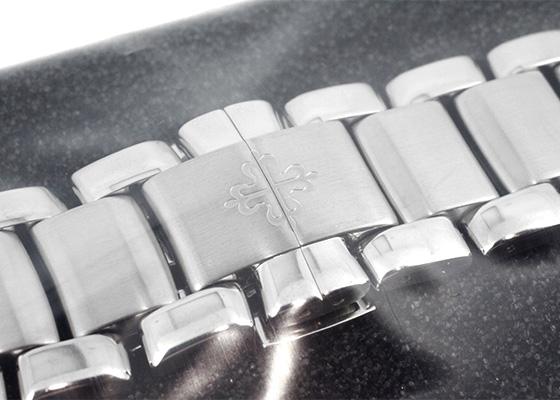 パテックフィリップ 5167/1A-001 アクアノート エクストララージ SS 黒文字盤 自動巻き ブレスレット