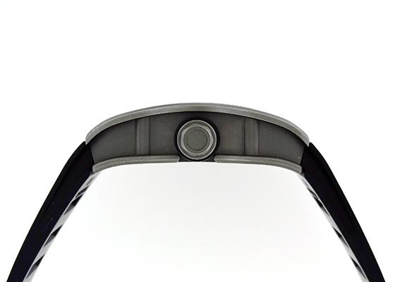 【中古】リシャールミル RM005 オートマティック フェリペマッサ 300本限定 TI スケルトン文字盤 自動巻き ラバー
