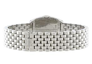 ベダ&カンパニー 314.031.109 レディース No.3 ダイヤモンドベゼル SS シルバー文字盤/8Pダイヤモンド 自動巻き ブレスレット
