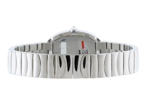 カルティエ WB520006 レディース ベニュワール ダイヤモンドケース SM WG シルバー文字盤 クォーツ ブレスレット