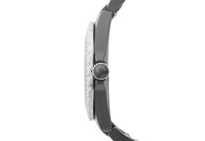シャネル H2014 J12 42mm ダイヤモンドベゼル 黒セラミック 黒文字盤/12Pダイヤモンド ブレスレット
