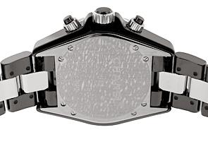シャネル H1706 J12 クロノグラフ ダイヤモンドベゼル 41mm セラミック 黒文字盤 自動巻き ブレスレット