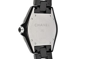 シャネル H3131 J12 マットブラック 42mm 黒セラミック 黒文字盤 自動巻き ブレスレット