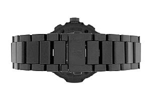 ウブロ 311.CI.1110.CI アエロバン オールブラックII 黒セラミック スケルトン文字盤 自動巻き ブレスレット