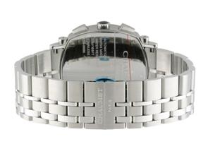ショーメ W11690 ダンディ クロノグラフ SS シルバー文字盤 自動巻き ブレスレット