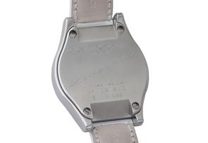 ドゥラクール WAST2056-0798 リベラータ 2 SS 黒文字盤 クォーツ レザー