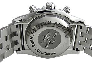 ブライトリングAB041012/BA69(A041B69PA)クロノマット GMT SS 黒文字盤 自動巻き ブレスレット