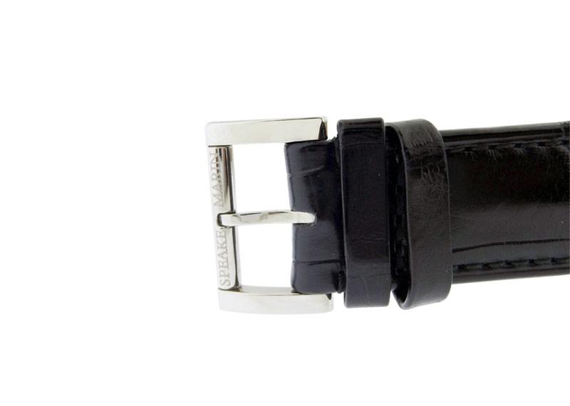 【中古】スピーク マリン TWG38W ヴィンテージ・トゥールビヨン MK� 25本限定 WG エナメル文字盤 手巻き レザー