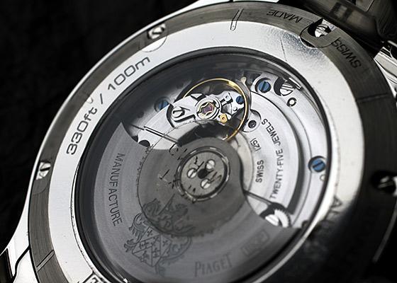 ピアジェ G0A41002 ポロS SS ブルー文字盤 自動巻き ブレスレット