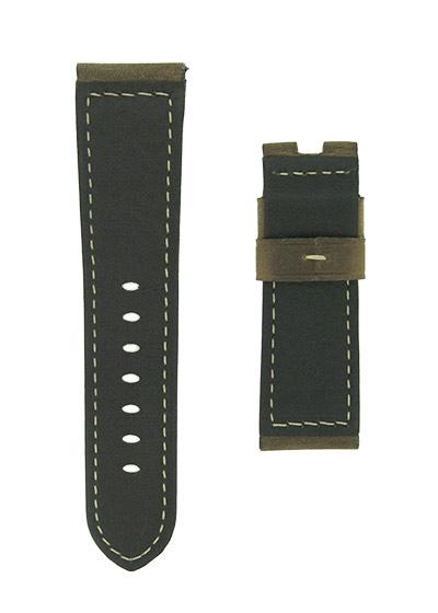 オフィチーネパネライ レザーストラップ ルミノール 44mm用 カーフ アッソルタメンテ 24-22mm