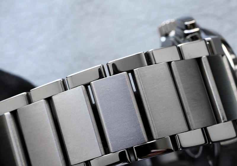 【中古】ウブロ 528.NX.0170.NX クラシックフュージョン アエロフュージョン チタニウム ブレスレット TI スケルトン文字盤 自動巻き ブレスレット