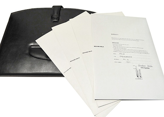 【中古】リシャールミル RM011 オートマティック フライバック クロノグラフ フェリペマッサ TI スケルトン文字盤 自動巻き ラバー【委託品】