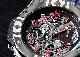【中古】【世界200本限定】ウブロ 411.SX.1170.LR.WPT15 ビッグバン ウニコ ワールドポーカーツアー SS スケルトン文字盤 自動巻き レザー