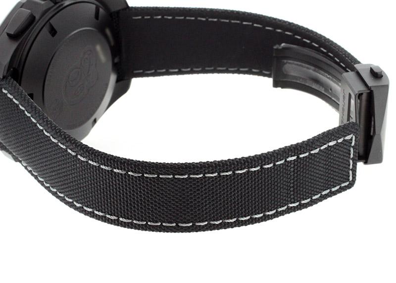 【未使用品】タグホイヤー CAY218B.FC6370 アクアレーサー キャリバー16 ブラックファントム TI(PVD) 黒文字盤 自動巻き ナイロン