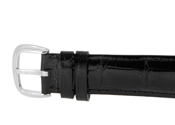 フランクミュラー 5851SC REL トノーカーベックス レリーフ SS シルバー文字盤 自動巻き レザー(艶あり)