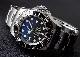 【未使用品】ロレックス 116660 シードゥエラー ディープシー D-BULEダイヤル SS ブルー/黒文字盤 自動巻き ブレスレット