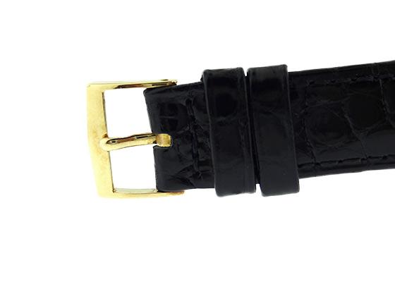 【ヴィンテージ】パテックフィリップ 2526 カラトラバ トロピカル 1956年製 YG アイボリー文字盤 自動巻き レザー【委託品】