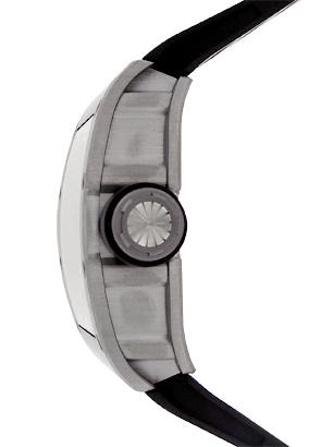 リシャール ミル RM030 オートマティック デクラッチャブルローター TI スケルトン文字盤 自動巻き ラバー