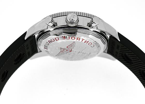 【未使用品】ブライトリング U237B81ORC(U23370) スーパーオーシャン ヘリテージ クロノグラフ 44 RG&SS 黒文字盤 自動巻き ラバー