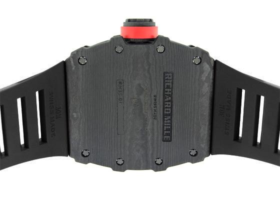 リシャールミル RM35-01 ラファエル・ナダル カーボンTPT スケルトン文字盤 手巻き ラバー