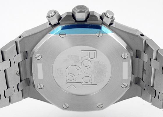 オーデマピゲ 26320ST.OO.1220ST.02 ロイヤルオーク クロノグラフ 41mm SS 白文字盤 自動巻き ブレスレット