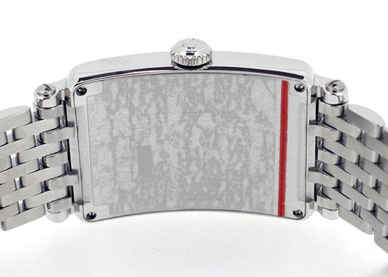 フランクミュラー 902QZ MOP レディース ロングアイランド SS シェル文字盤 クォーツ ブレスレット
