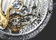 【中古】A.ランゲ&ゾーネ 840.029(LS3803XS) レディース サクソニア ベゼルダイヤ WG 白シェル文字盤 自動巻き レザー