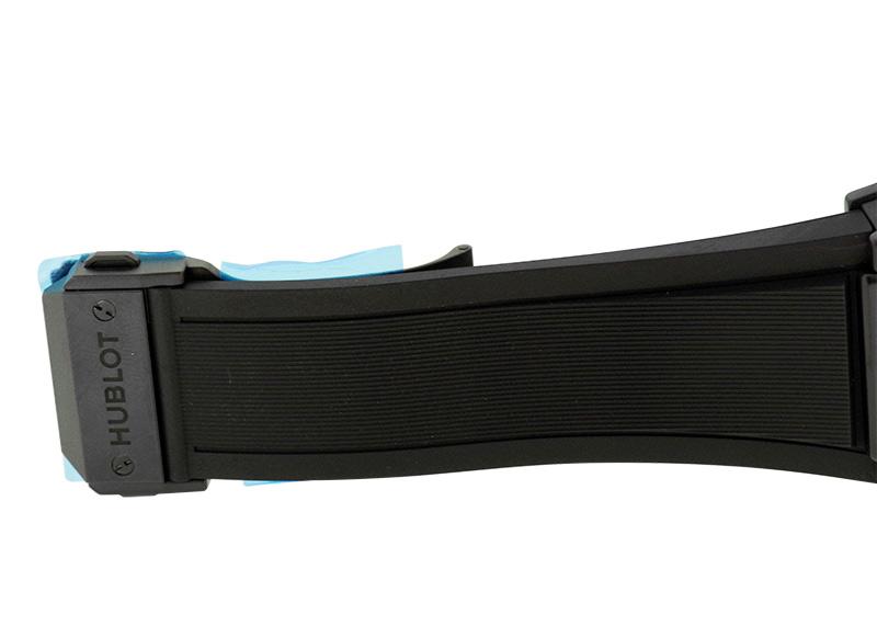 ウブロ 601.CI.0173.RX スピリット オブ ビッグバンブラックマジック セラミック スケルトン文字盤 自動巻き ラバー