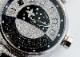 【中古】 ルイヴィトン Q11C30 タンブール スピンタイム ジュエリー WG ダイヤモンド文字盤 自動巻き レザー 【委託品】