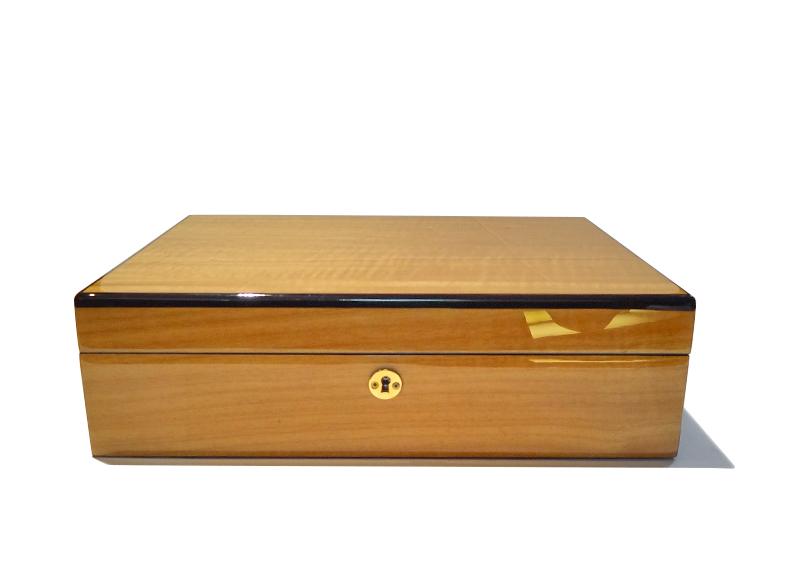 D.D.Allwood コレクションボックス 10本用 ナチュラル