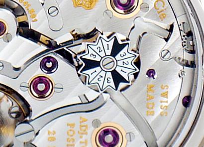 H.モーザー 341.501-002 エンデバー パーペチュアルカレンダー WG シルバー文字盤 手巻き レザー