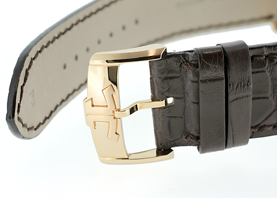 【未使用品】ジャガー ルクルト Q6062520 デュオメトル ユニーク トラベルタイム PG シルバー文字盤 手巻き レザー