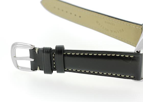 フランクミュラー 6850CASA カサブランカ SS 黒文字盤 自動巻き レザー