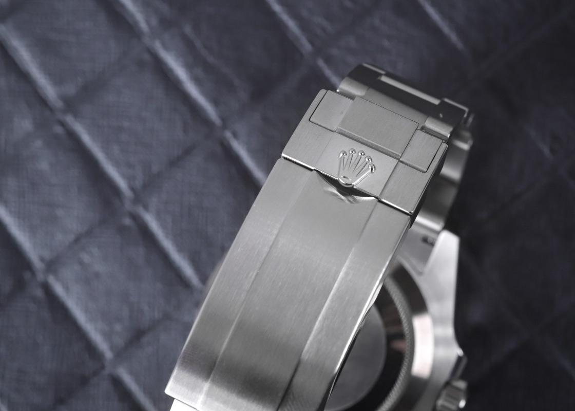 ロレックス 126610LV オイスターパーペチュアル サブマリーナ デイト SS 黒文字盤 自動巻き ブレスレット【2020年新作】