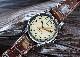 【未使用品】ラルフローレン RLR0250702 サファリRL67 クロノメーター カーキダイアル 39mm PVD カーキ文字盤 自動巻き レザー