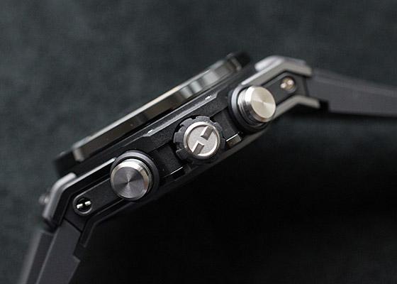 【未使用品】ウブロ 411.CI.1170.RX ビッグバン ウニコ ブラックマジック CE スケルトン文字盤 自動巻き ラバー