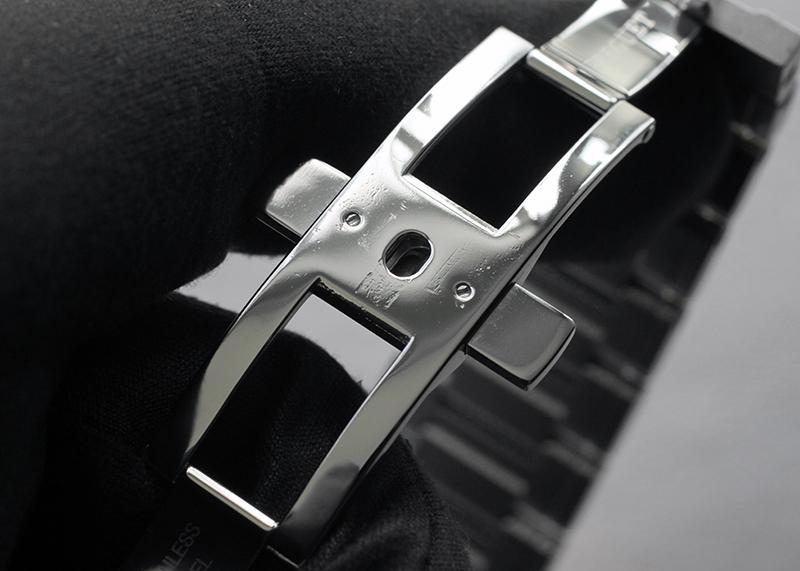 【中古】ブレゲ 5817ST/12/SMO マリーンII ラージデイト SS シルバー文字盤 自動巻き ブレスレット