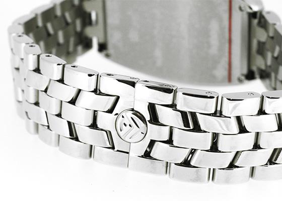 フランクミュラー 5851SC トノーカーベックス SS シルバー文字盤 自動巻き ブレスレット