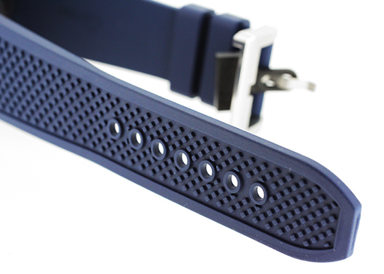 カルティエ WSCA0011 カリブルドゥカルティエ ダイバー SS ブルー文字盤 自動巻き ラバー