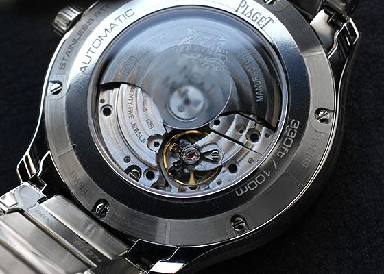 ピアジェ G0A41003 ポロS SS グレー文字盤 自動巻き ブレスレット