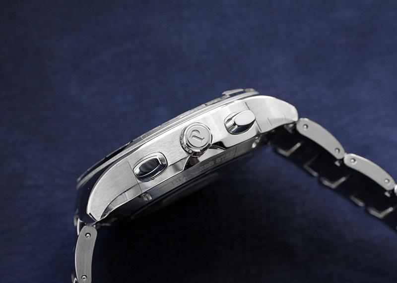 ピアジェ G0A41006  ポロS クロノグラフ  SS ブルー文字盤 自動巻き ブレスレット