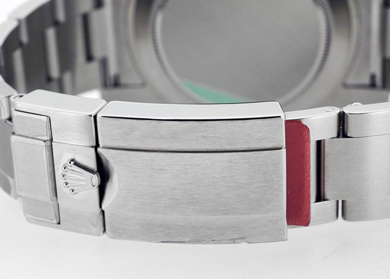 【未使用品】ロレックス 216570 オイスターパーペチュアル エクスプローラーII SS 白文字盤 自動巻き ブレスレット